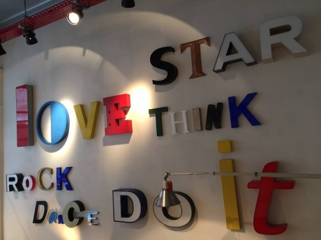 star love rock dance do it ilovetypo